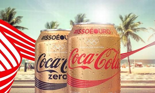 hashtag de marca coca cola