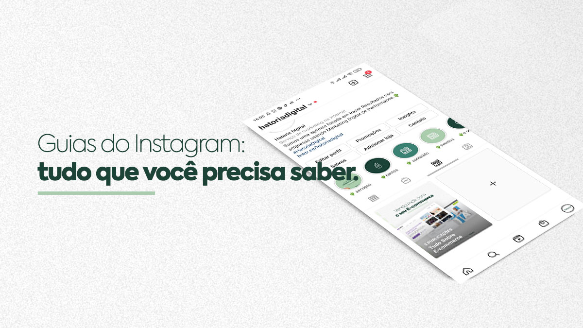 Guias do Instagram - Capa